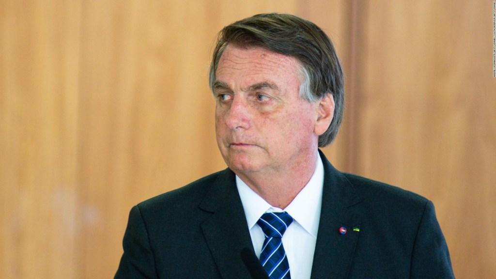 ¿Podría Bolsonaro dejar la presidencia por informe?