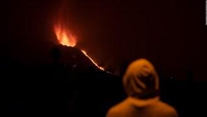 El calvario de una familia a la que el volcán le arrebató todo