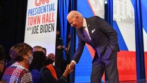 ¿Cómo lo está haciendo Joe Biden como presidente?