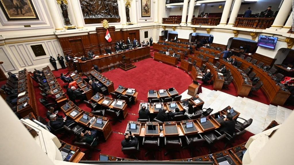¿Cuándo sigue el debate por el voto de confianza en Perú?