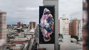 Eligen a un mural de Argentina como el mejor del mundo