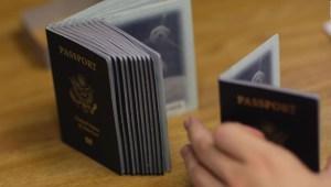 EE.UU. emite primer pasaporte con género X