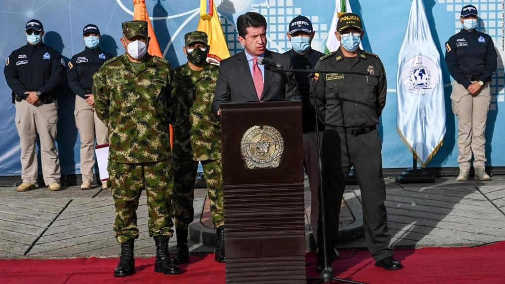 El gobierno colombiano y los exmilitares detenidos en Haití