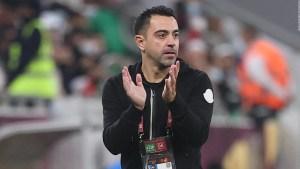 Los obstáculos para que Xavi llegue al Barça