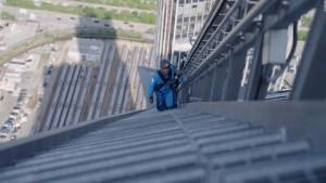 Así puedes escalar un enorme rascacielos de Nueva York